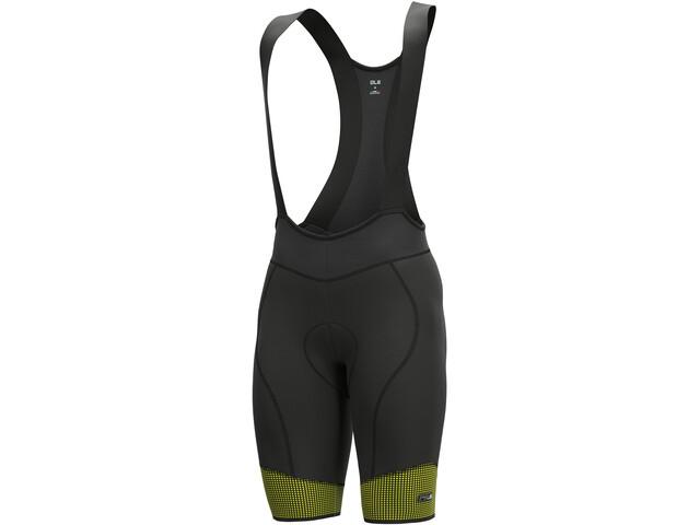 Alé Cycling PR-S Master 2.0 Bib Shorts Men, fluo yellow/black